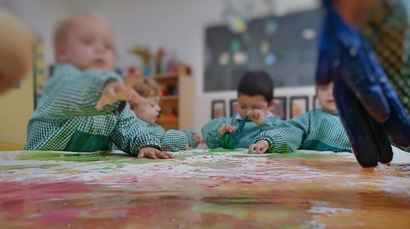 ¿Hasta donde puede llegar el talento de un infante si se estimula correctamente?
